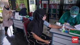 Tolak Divaksin, Emak-emak Semprot Wakil Bupati Sumenep
