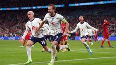Hasil Euro 2020: Italia vs Inggris di Final