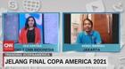 VIDEO: Final Copa America 2021 & Euro 2020 di Mata Pengamat