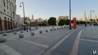 <p>Meski lebih sepi dari biasanya, suasana kota Madinah tetap terlihat bersih tanpa sampah yang berserakan. Kota tetap terawat dengan rapih, Bunda. (Foto: YouTube Alman Mulyana)</p>