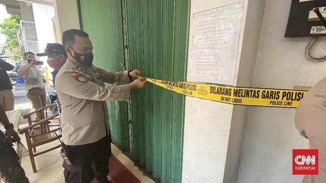 Pemerintah Ancam Tutup Pabrik Pelanggar PPKM Level 4
