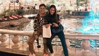 <p>Baim Wong dan Paula Verhoeven tengah menantikan calon buah hati kedua. Paula kini sedang hamil besar dan telah menginjak usia 5 bulan. (Foto: Instagram: @paula_verhoeven)</p>