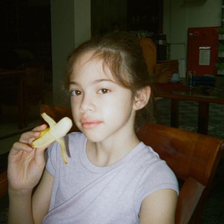 London Abigail anak kedua Wulan Guritno berulang tahun yang ke 11. Yuk kita intip potret cantiknya yang mulai beranjak dewasa!
