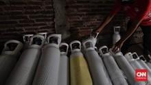 KPPU: Harga Oksigen Naik 59,5 Persen di Marketplace