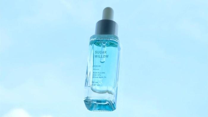 Sugar Willow Serum, Gentle Exfoliate Serum Terbaru dari Brand Skincare Lokal
