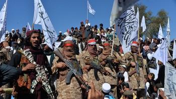 Kantor PBB Jadi Korban Perang Taliban dan Militer Afghanistan