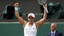 Final Wimbledon 2021: Barty vs Pliskova