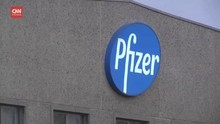 Studi: Booster Pfizer 95,6 Persen Efektif Lawan Covid-19