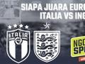 NGOBROL SPORTS: Siapa Juara Euro 2020, Italia vs Inggris?