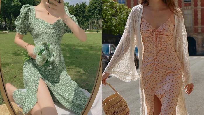 7 Inspirasi Summer Dress yang Chic ala Parisian Style