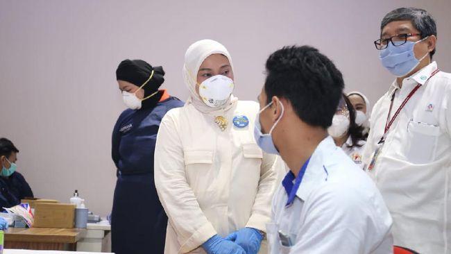 労働省は、カラワンの労働者のために、Covid-19ワクチン接種の調査! COVID-19   カラワン   ワクチン