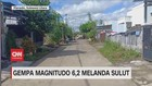 VIDEO: Gempa Magnitudo 6,2 Melanda Sulut
