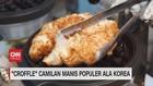 VIDEO: 'Croffle' Camilan Manis Populer Ala Korea