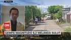 VIDEO: Gempa Magnitudo 6,2 Melanda Sulawesi Utara