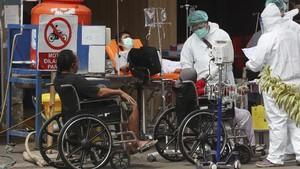 Positif Covid Tambah 33.900 Kasus, Angka Kematian 1.598