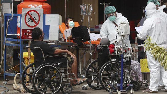Kasus positif virus corona bertambah 35.764 pada hari ini, Kamis (5/8). Sementara itu, kasus kematian bertambah 1.739 orang dan pasien sembuh 39.726 orang.