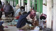 Koalisi Sipil Somasi Jokowi soal Kelangkaan Oksigen
