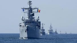 FOTO: Nato-Ukraina Latihan Perang Lawan Rusia