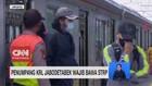 VIDEO: Penumpang KRL Jabodetabek Wajib Bawa STRP