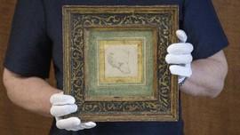 Sketsa Beruang Mini Leonardo da Vinci Terjual Rp174 Miliar
