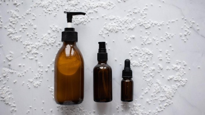 Kreatif Banget, Recycle Botol Bekas Skincare yang Gampang Dilakukan