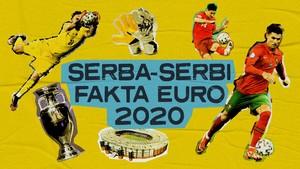 INFOGRAFIS: Serba-serbi Euro 2020