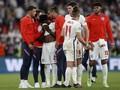 Pemain Inggris Kaget Saka Ambil Penalti di Final Euro 2020