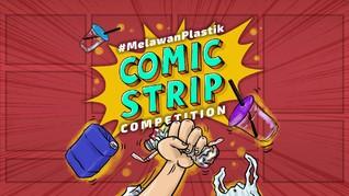 Comic Strip Competition: Melawan Plastik