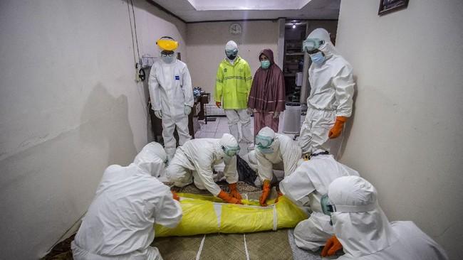 Polisi Usut Isu RS Curi Organ Tubuh Jenazah Covid-19 di Jatim