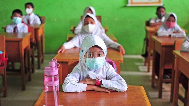 Buka Sekolah Saat Pandemi Demi Generasi Melek Materi Lagi