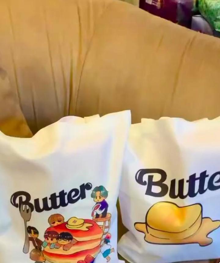 Ulang Tahun Anak Vino G.Bastian Bertema BTS Butter