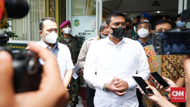 Wali Kota Medan Bobby Nasution mengizinkan pembukaan bioskop usai daerahnya resmi berstatus PPKM level 3.