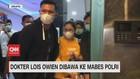 VIDEO: Dokter Lois Owien Dibawa ke Mabes Polri