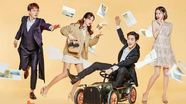 Drama Korea Rich Man adalah serial komedi romantis yang dibintangi Suho EXO. Berikut sinopsis drama Korea Rich Man.