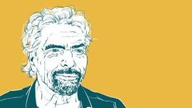 Richard Branson, 'Muda Kaya Raya, Tua ke Luar Angkasa'