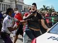 Kuba Tangkap 144 Demonstran Anti-Pemerintah hingga Jurnalis