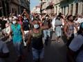 Kuba Putus Akses Internet di Tengah Gelombang Demo Warga