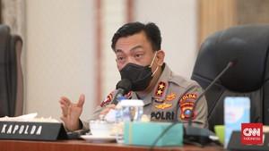 Istri Tersangka Dicabuli Polisi, Kapolsek dan Jajaran Dicopot