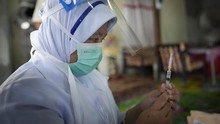 Indonesia Kembali Kedatangan 1,1 Juta Dosis Vaksin Pfizer