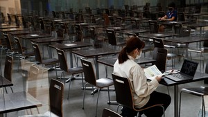 Rekor 4.058 Kasus Covid di Tokyo Bayangi Gelaran Olimpiade