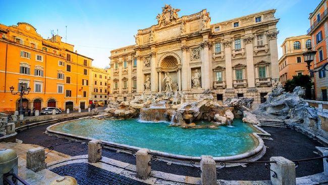 Italia tak hanya terkenal dengan Menara Pisa dan Koloseum. Ada banyak tempat wisata gratis di Italia yang ikonis dan Instagramable.