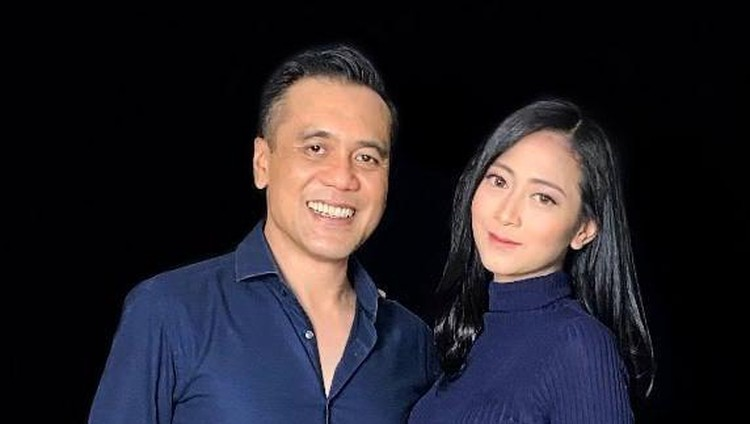 Chico Hakim dan istrinya