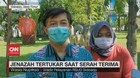 VIDEO: Jenazah Tertukar Saat Serah Terima