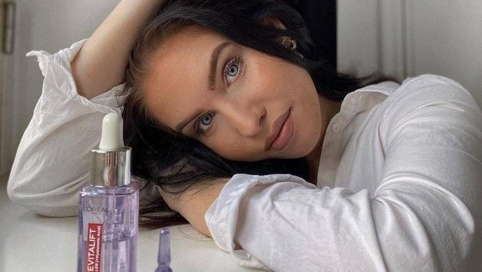 Rangkaian Skincare L'Oreal Paris Revitalift Hyaluronic Acid, Bikin Kulit Cerah dan Lembap