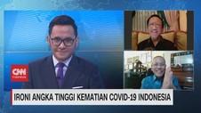 VIDEO: Ironi Angka Tinggi Kematian Covid-19 di Indonesia