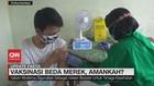 VIDEO: Vaksinasi Beda Merek, Amankah?