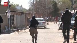 VIDEO: Kerusuhan dan Penjarahan di Afsel Tewaskan 72 Orang