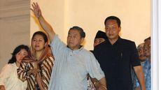 Cerita Celana Pendek Gus Dur saat Sapa Pendukung di Istana
