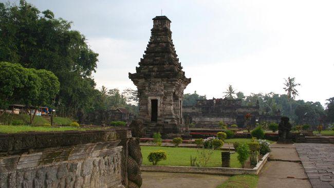 Sejarah berdirinya Kerajaan Kediri tak lepas dari kisah 'perang saudara' putra Raja Airlangga dari Medang Kamulan.