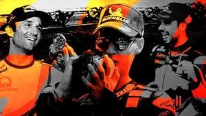 Rapor Paruh Musim MotoGP 2021